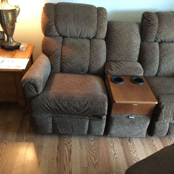 Reclining Couch Only/Loveseat Is Sold
