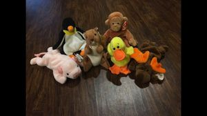 Beanie Baby's - $5 each for Sale in Dublin, OH