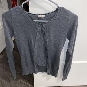 Grey Cardigan for Sale in Elizabeth, NJ