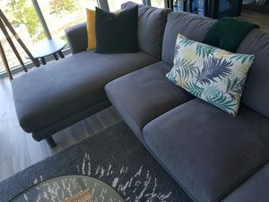 4 seater Ikea Sofa with Chaise for Sale in Vienna, VA