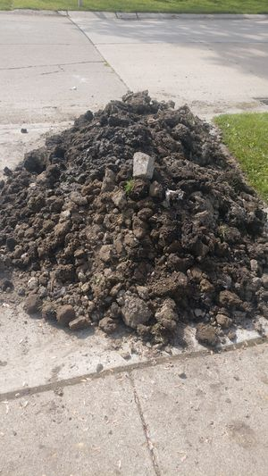 Free Dirt and Stones/Rocks - Canton for Sale in Canton, MI