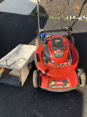 "Toro 22"" recycler - lawn mower self propelled for Sale in Dartmouth, MA"