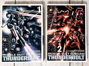 Mobile Suit Gundam Thunderbolt Vol. 1 & 2 Yasuo Ohtagaki (English) NEW Paperback for Sale in Harrisonburg, VA