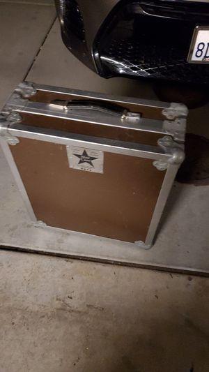 Flight case for DJ or musician for Sale in Elk Grove, CA