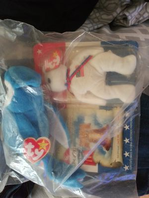 Collectiable Rare Valuable Beanie Babies for Sale in Friendswood, TX