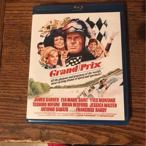 Grand Prix Blu Ray Disc for Sale in Euclid, OH