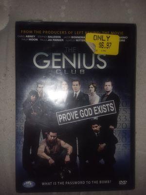 Genius club dvd for Sale in Chandler, AZ