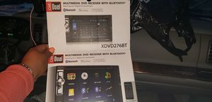 Dual bluetooth car audio system for Sale in Philadelphia, PA