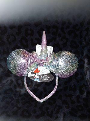 Minnie mouse unicorn headband for Sale in Duvall, WA