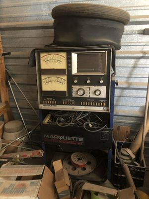 Marquette 42-076 Fuel Economy Analyzer for Sale in Abilene, TX