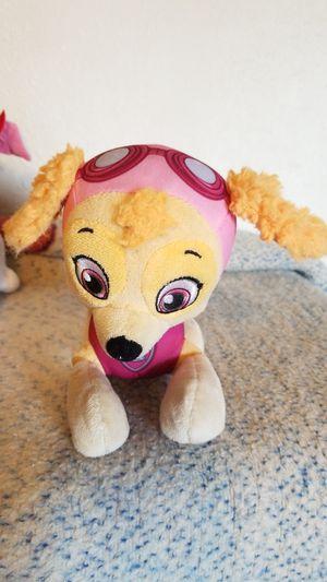 PAW Patrol toy, Sky, Little stuffed animal for Sale in Riverside, CA