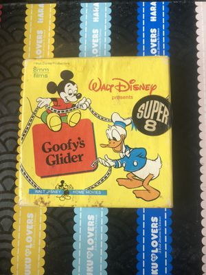 Vintage Disney super 8 - Never Played for Sale in Merrick, NY