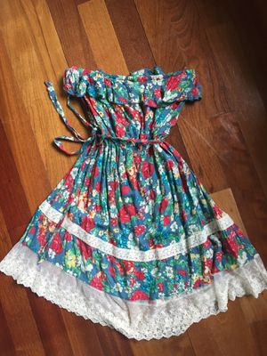 Floral Strapless Sundress for Sale in Leesburg, VA