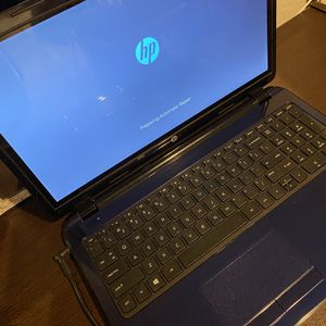 HP Touchscreen Laptop with Charger & Laptop bag for Sale in Phoenix, AZ