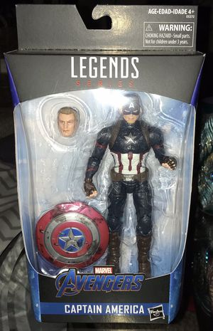 """Worthy"" Captain America Walmart Exclusive for Sale in Kent, WA"