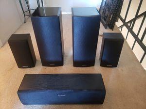 Onkyo speakers for Sale in San Marcos, CA