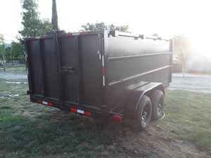 Dump trailer for Sale in Modesto, CA