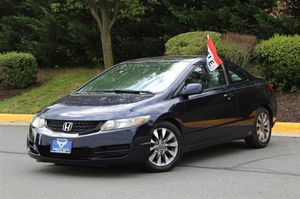 2010 Honda Civic Cpe for Sale in Sterling, VA