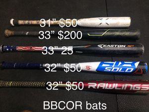 Baseball bats for Sale in Lancaster, CA