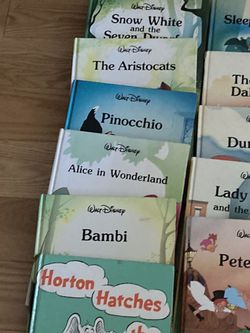 All Disney Books For Ten Dollars for Sale in Cleveland,  OH