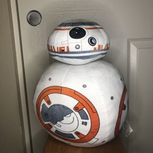 Star Wars BB8 Plush (14in Tall) for Sale in Damascus, OR
