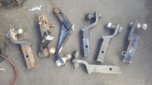 2 inch ball tow hitch receivers for Sale in Bakersfield, CA