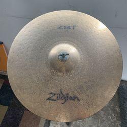 "Zildjian ZBT 20"" Ride With Boom Stand for Sale in Santa Ana,  CA"