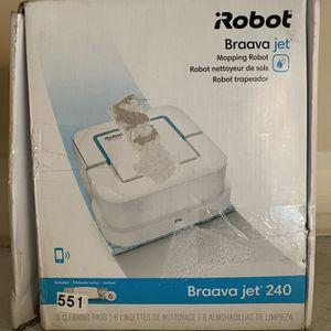 iRobot Braava Jet for Sale in Fresno, CA