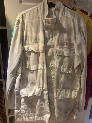 Nike Camo pants and jacket XXL for Sale in Tacoma, WA