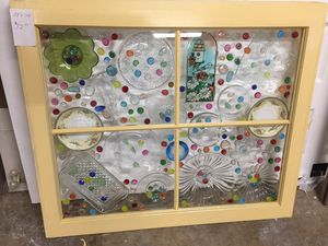 Antique window Sun Catcher for Sale in Port Orchard, WA