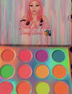 BadGirlNas Beauty World Eye Shadows for Sale in Morrisville,  PA