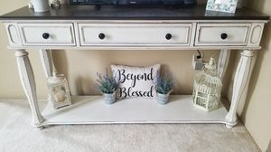 Sofa console / entry table for Sale in Woodburn, OR