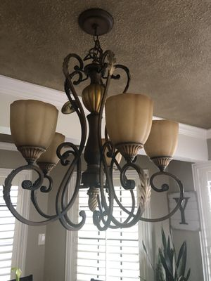 Light fixture for Sale in Victoria, TX