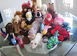25 Stuffed Animals for Sale in Henderson, NV