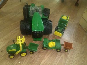 John Deere Tracker Set for Sale in Indianapolis, IN