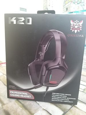 Gaming Headset, for Sale in Lakeland, FL