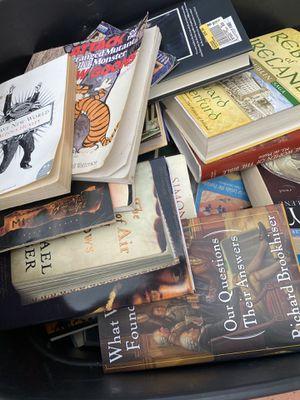 Books make offer for all for Sale in Davie, FL