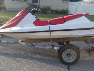 1993 Seadoo With Trailer for Sale in Wenatchee,  WA
