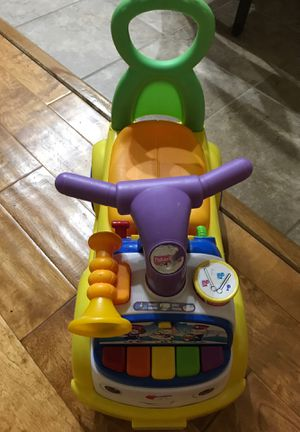 Fisher Price Little People ride on bike for Sale in Folsom, CA