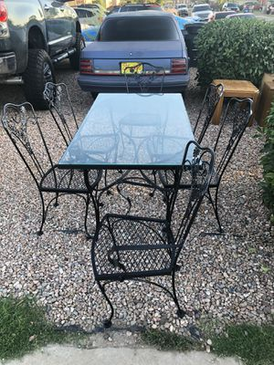 Patio table for Sale in Albuquerque, NM