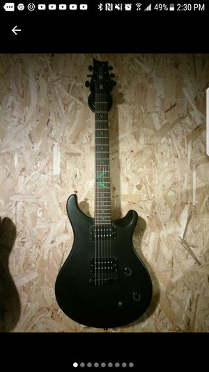 Prs se Billy Martin model with a Seymour Duncan jb n hipshot tuners for Sale in Paramount, CA