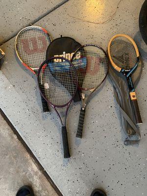 Tennis rackets for Sale in Scottsdale, AZ
