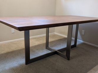 Walnut Dining Table for Sale in Newport Beach,  CA