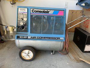 Air Compressor 2 HP for Sale in Wenatchee, WA
