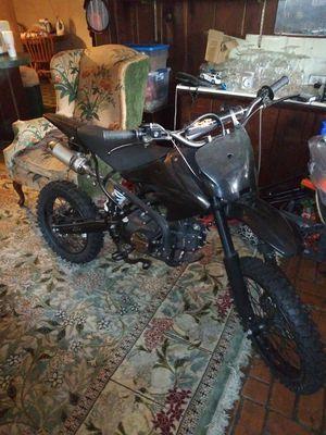 Dirt bike black on black for Sale in Houston, TX