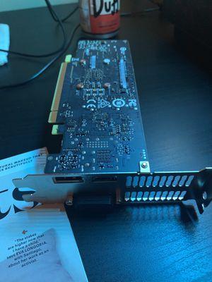 Msi GTX 1050ti 4GB low profile for Sale in Tustin, CA