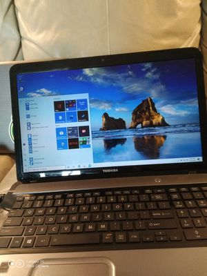 "Toshiba 17"" win10 laptop for Sale in Colmar, PA"