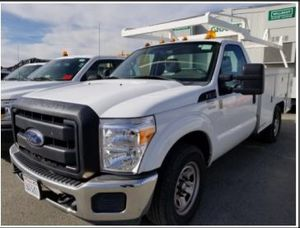 2012 Ford Utilty Truck for Sale in Long Beach, CA