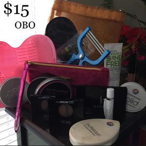 Makeup skincare lot $15 OBO for Sale in Gardena, CA