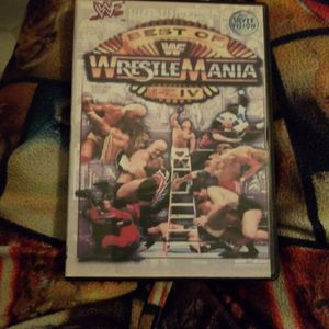 Wwf Best Of Wrestlemania I-XIV for Sale in Chicago, IL